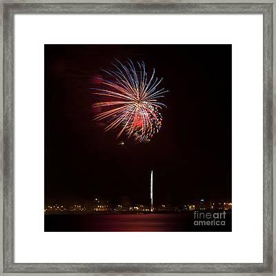 Firework 06 Framed Print