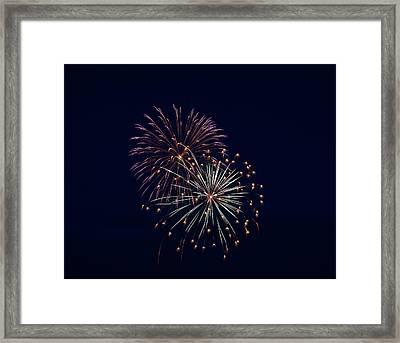 Fireworks 05 Framed Print