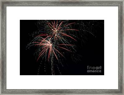 Fireworks 13 Framed Print by Cassie Marie Photography