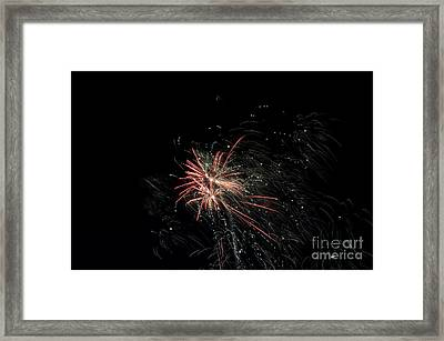Fireworks 14 Framed Print by Cassie Marie Photography