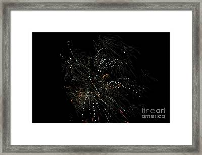 Fireworks 16 Framed Print by Cassie Marie Photography