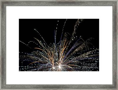 Fireworks 17 Framed Print by Cassie Marie Photography