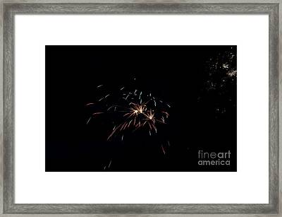 Fireworks 29 Framed Print by Cassie Marie Photography