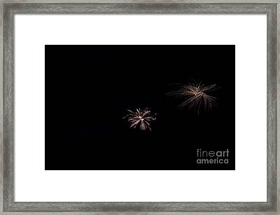 Fireworks 30 Framed Print by Cassie Marie Photography