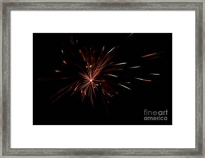 Fireworks 41 Framed Print by Cassie Marie Photography