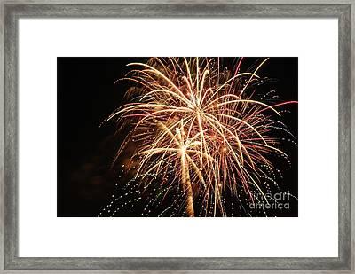 The 4th Of July Framed Print by Manda Renee