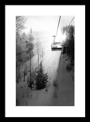Winter Framed Prints