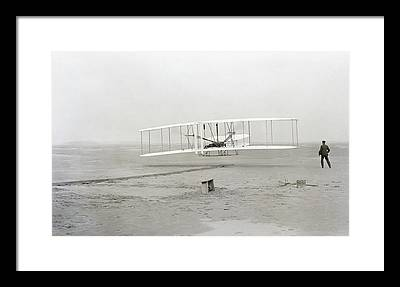 Aerospace Framed Prints