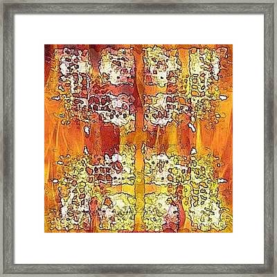 First Impression Framed Print by PainterArtist FIN