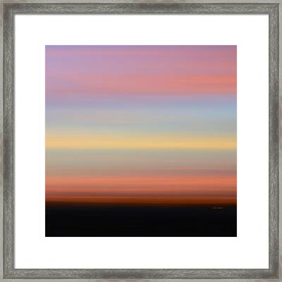 First Kiss Framed Print by Laura Fasulo