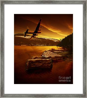 First Light Framed Print by Nigel Hatton