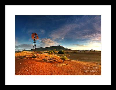 Arid Photographs Framed Prints