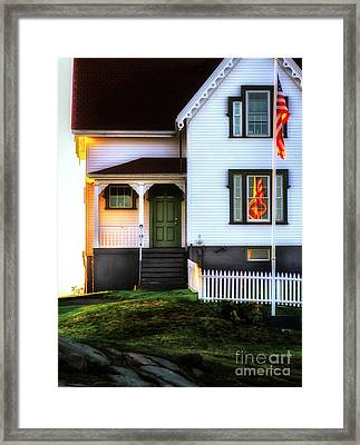 First Light Framed Print by Scott Thorp