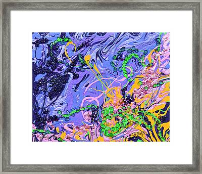 First Love Framed Print by Donna Blackhall