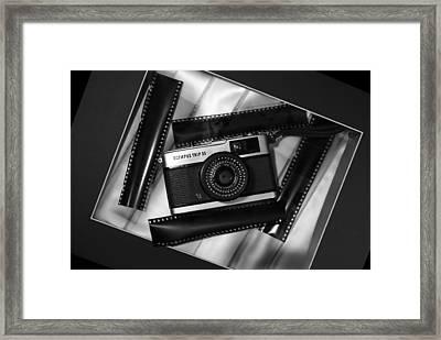 First Love Framed Print by Robin Penrose