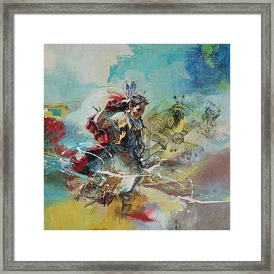 First Nations 20 Framed Print