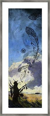 First Nations 27 Framed Print