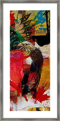 First Nations 29 Framed Print by Corporate Art Task Force