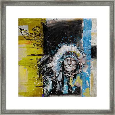 First Nations 33 Framed Print