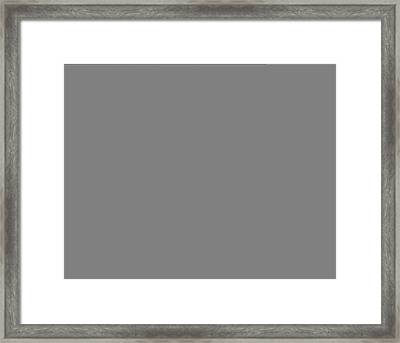 First Transistor Framed Print by Science Photo Library