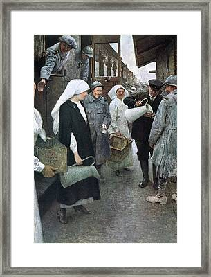 First World War (1914-1918 Framed Print by Prisma Archivo