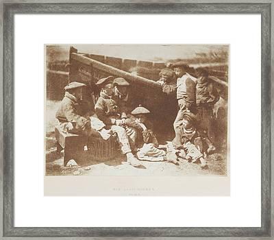 Fisher Laddies Framed Print