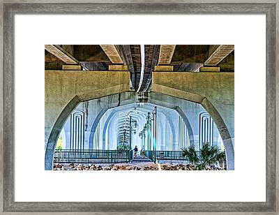 Fishermans Chapel Framed Print by Frank Feliciano