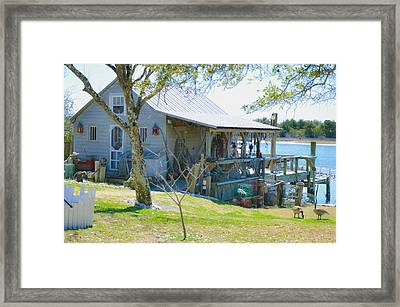 Fisherman's House 2 Framed Print