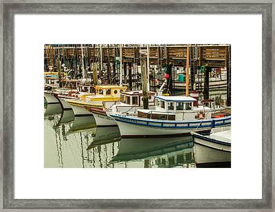 Fishing Boat 3 Framed Print