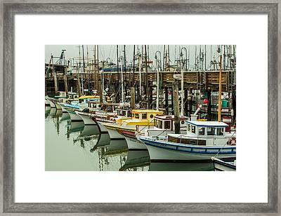 Fishing Boat 4 Framed Print