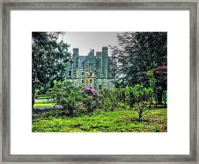 Fit For Royalty Framed Print