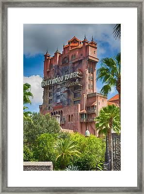 Five Star Hotel - Full Color Framed Print