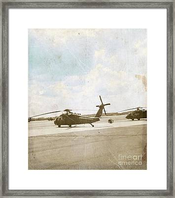 Fixed Framed Print by Lauren Blazer