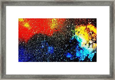 Fizz Two Framed Print by Mark Victors