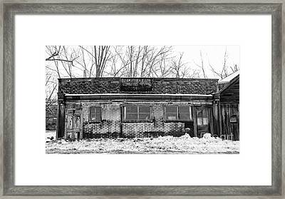 Fj Amarosa E. Son Plumbing And Heating 2015 Framed Print by Edward Fielding