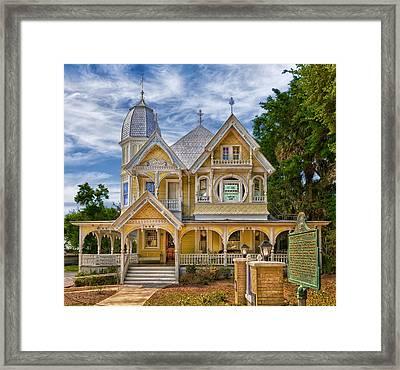 Donnelly House Framed Print