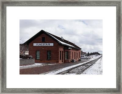 Flagstaff, Arizona, United States Framed Print by Julien Mcroberts