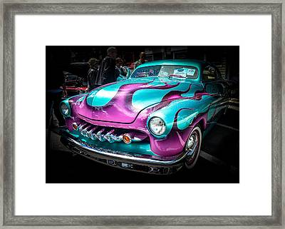 Flame On Framed Print by Ronda Broatch
