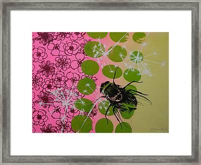Flies Framed Print by Bitten Kari