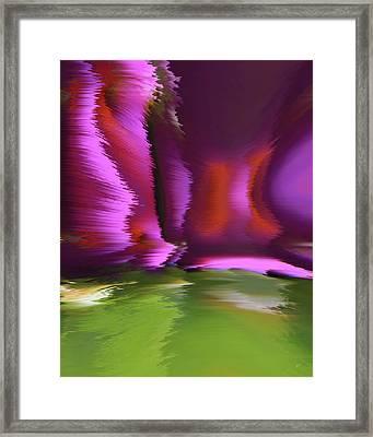 Flight Of The Imagination Framed Print