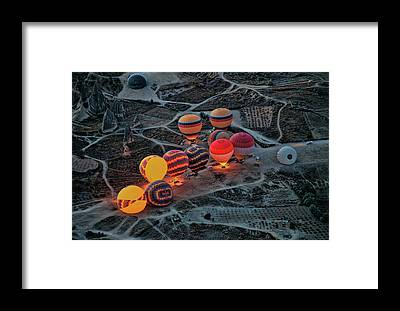 Cappadocia Framed Prints