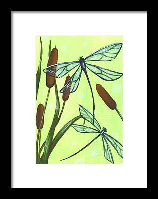 Aceo Framed Prints