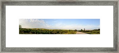 Flint Hills 2 Framed Print