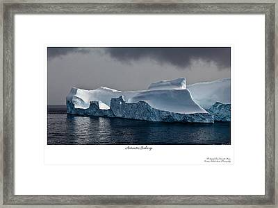 Floating Giants 2 Framed Print by David Barringhaus