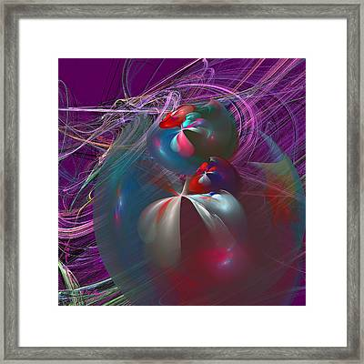 Floating Framed Print by Michael Durst