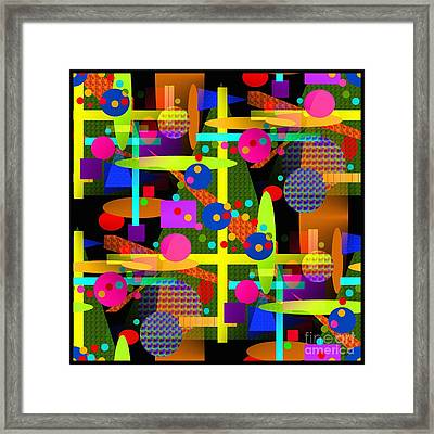 Floating Perspective - Series Framed Print by Glenn McCarthy Art and Photography