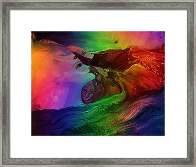 Flood Framed Print by Patricia Motley