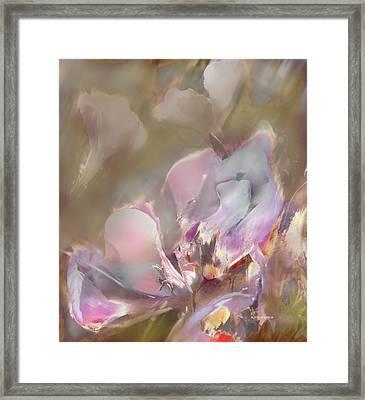 Flor De Verano Framed Print by Alfonso Garcia