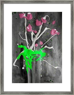 Floral #51 Framed Print