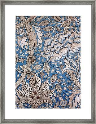 Floral Design Framed Print